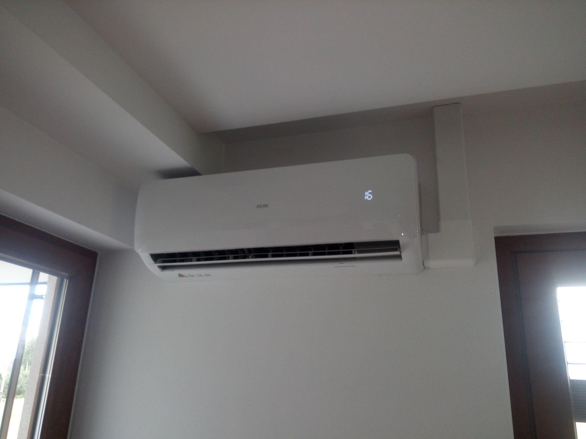 Klimatyzacja AUX Mirzec