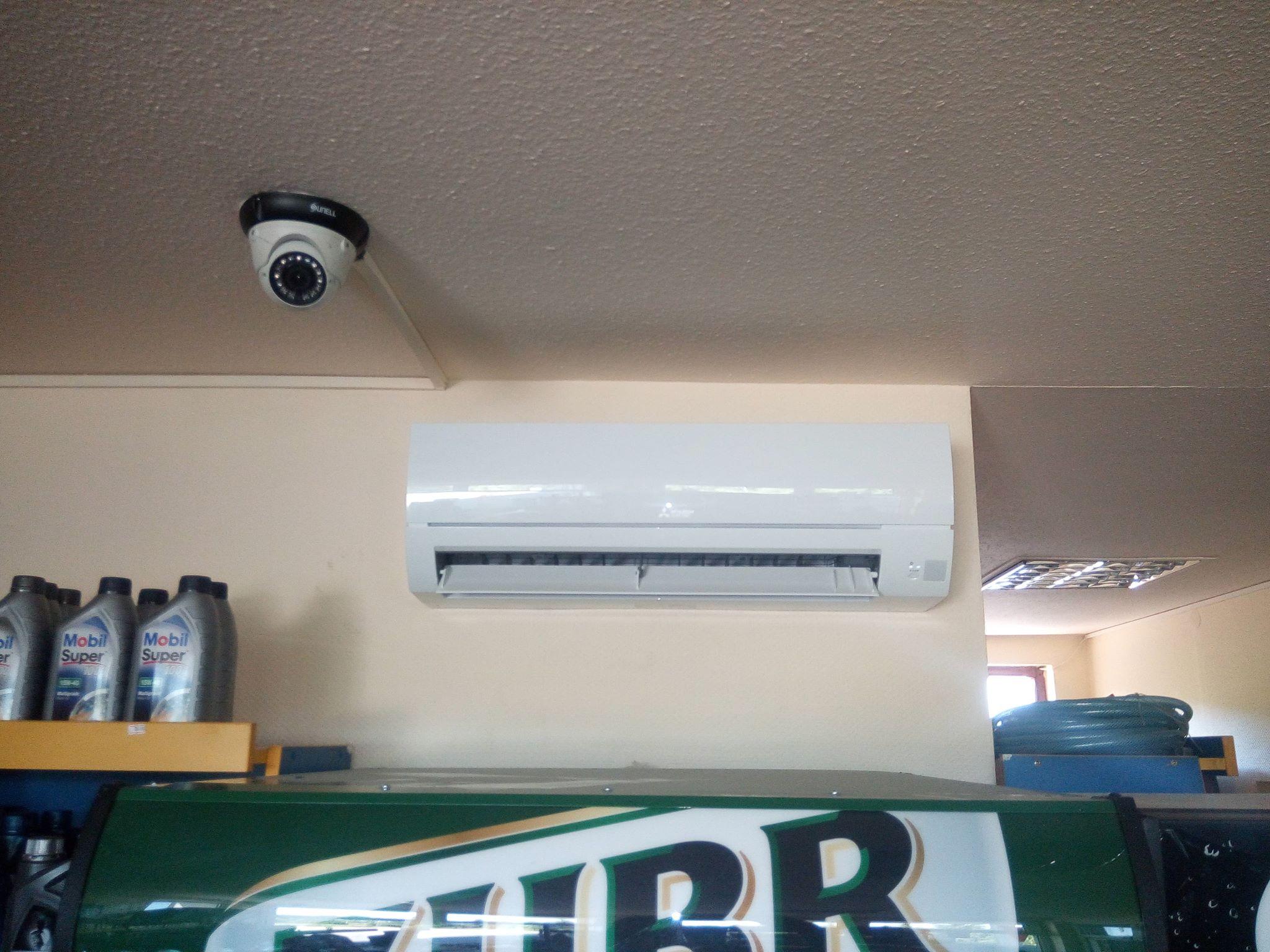 Klimatyzacja Mitsubishi Krynki