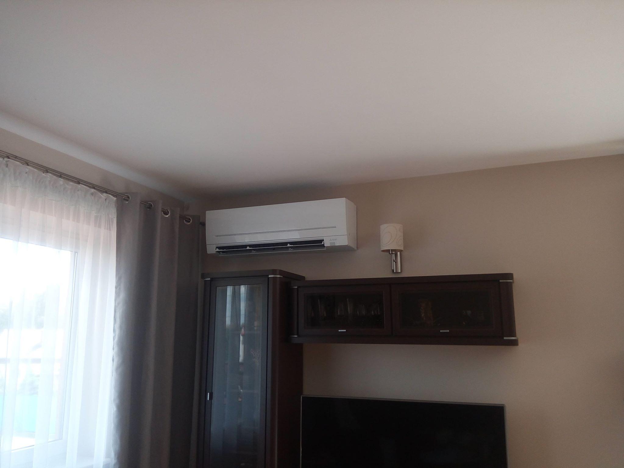 Klimatyzacja Mitsubishi Wąchock