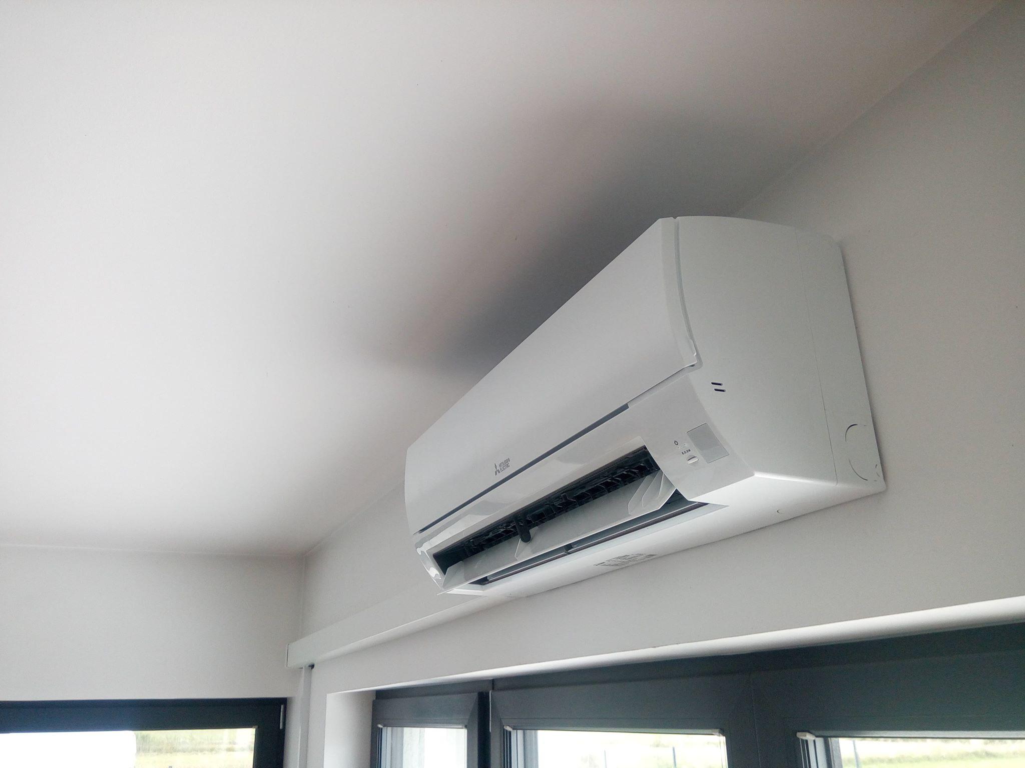 Klimatyzacja Mitsubishi Tychów