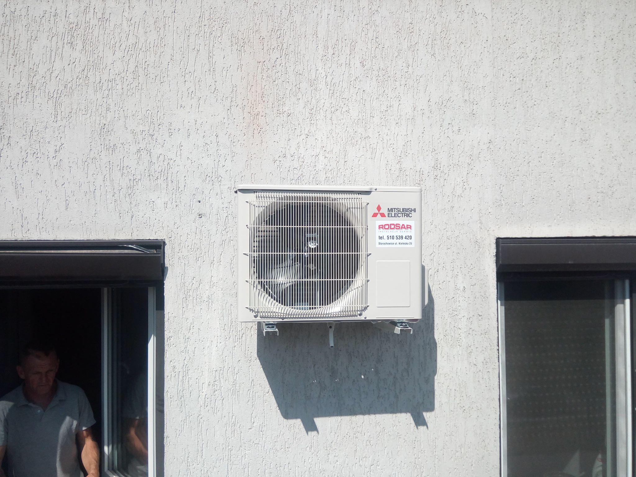 Klimatyzator Mitsubishi 2,5kw Kielce