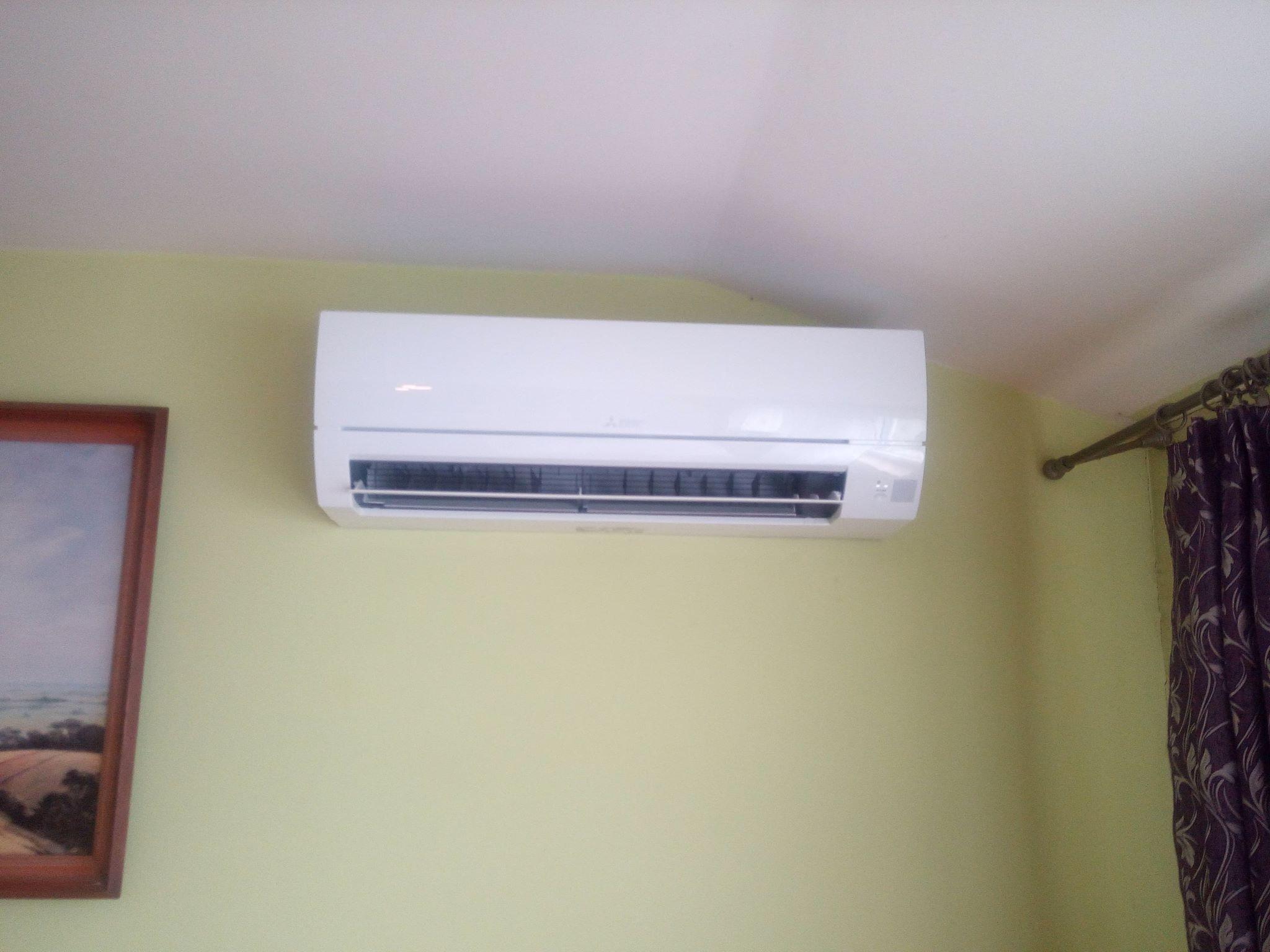 Klimatyzator Mitsubishi Sosnówka
