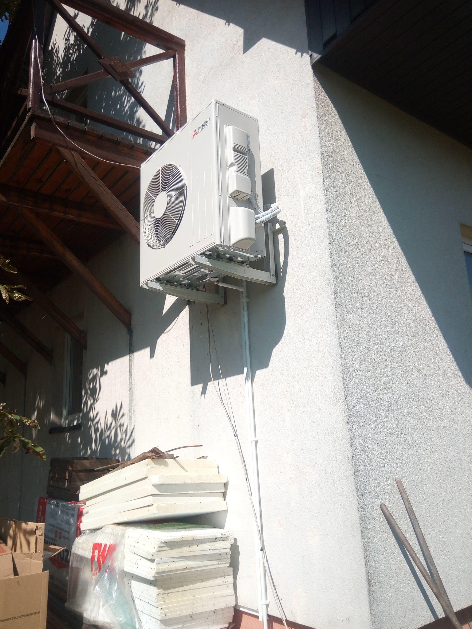 Klimatyzacja Mitsubishi 7kw w Wąchocku