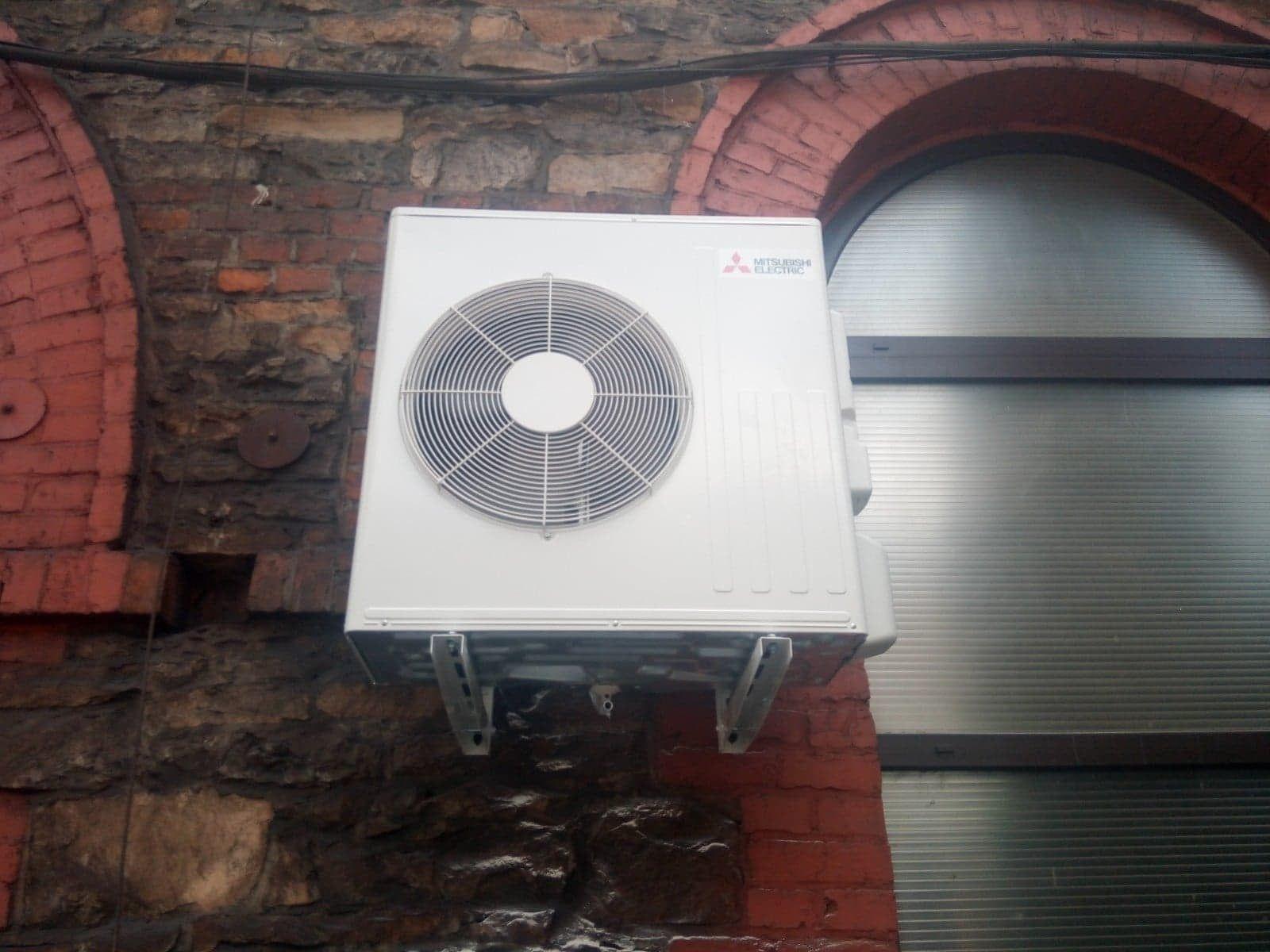 Jednostka zewnętrzna do klimatyzacji Mitsubishi Starachowice