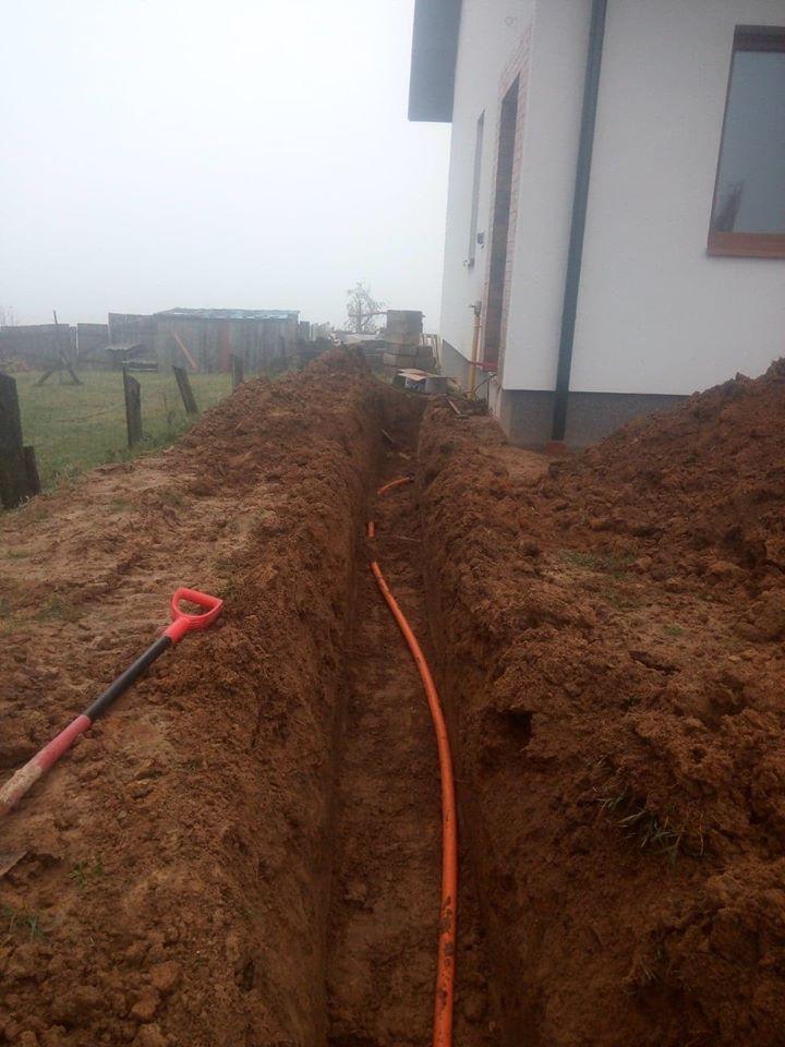 Instalacja gazowa, przyłącze gazowe