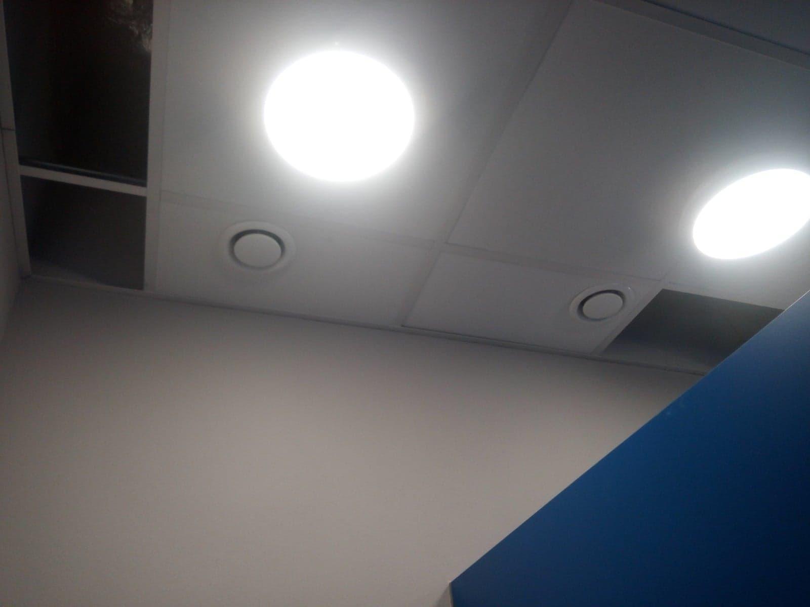 rekuperacja w budynku biurowym Starachowice