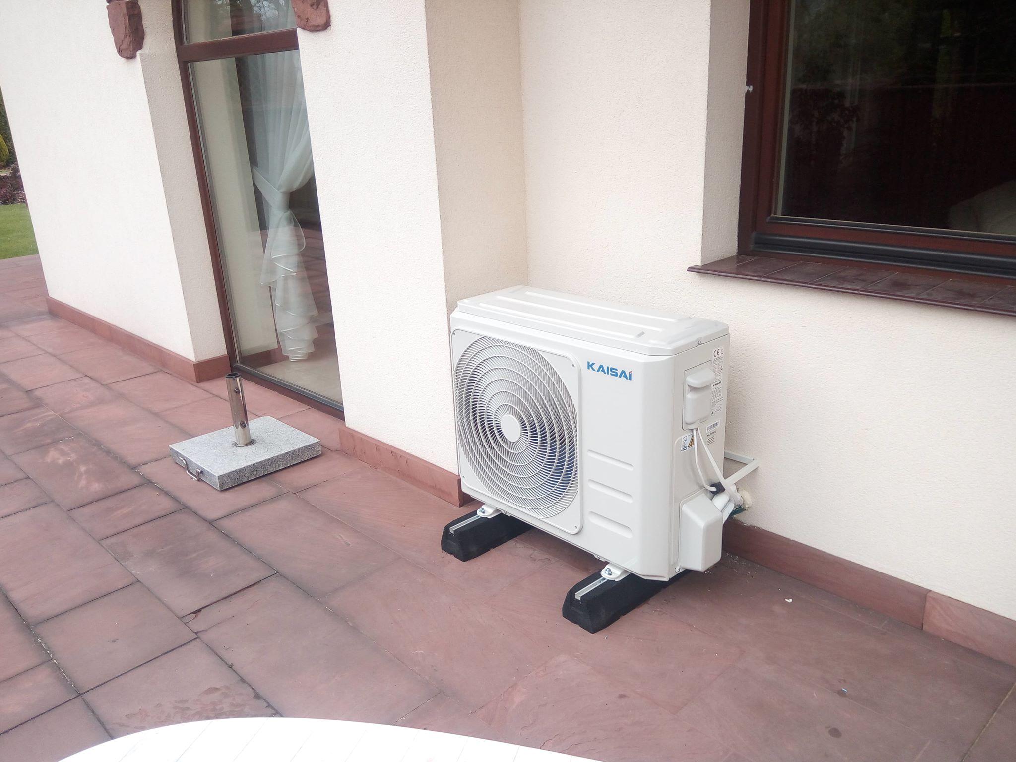Klimatyzator Klimatyzator przypodłogowy Kaisai Starachowice