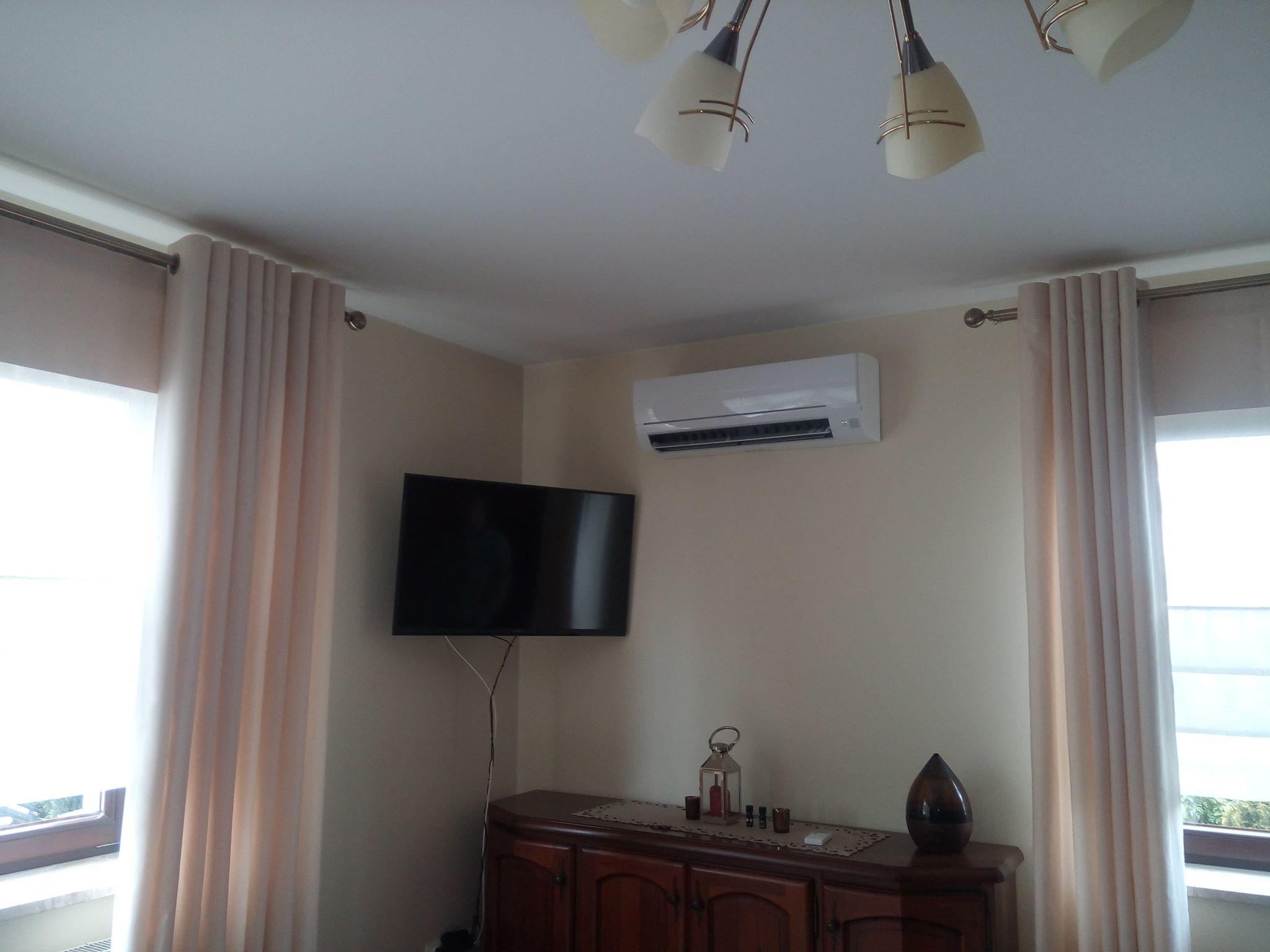 Klimatyzator Mitsubishi Starachowice