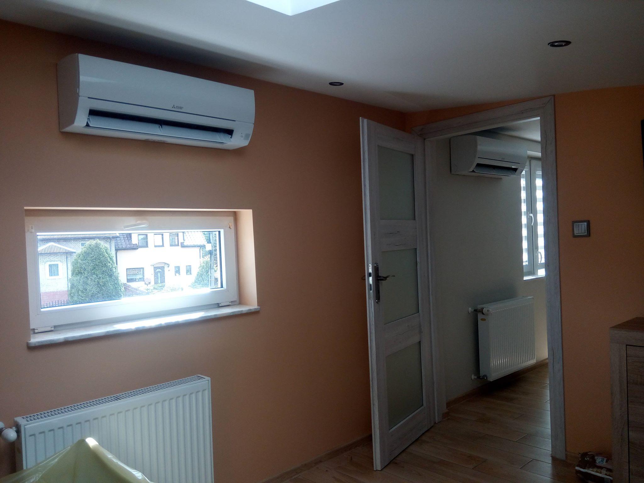 klimatyzatory do sypialni Mitsubishi Starachowice