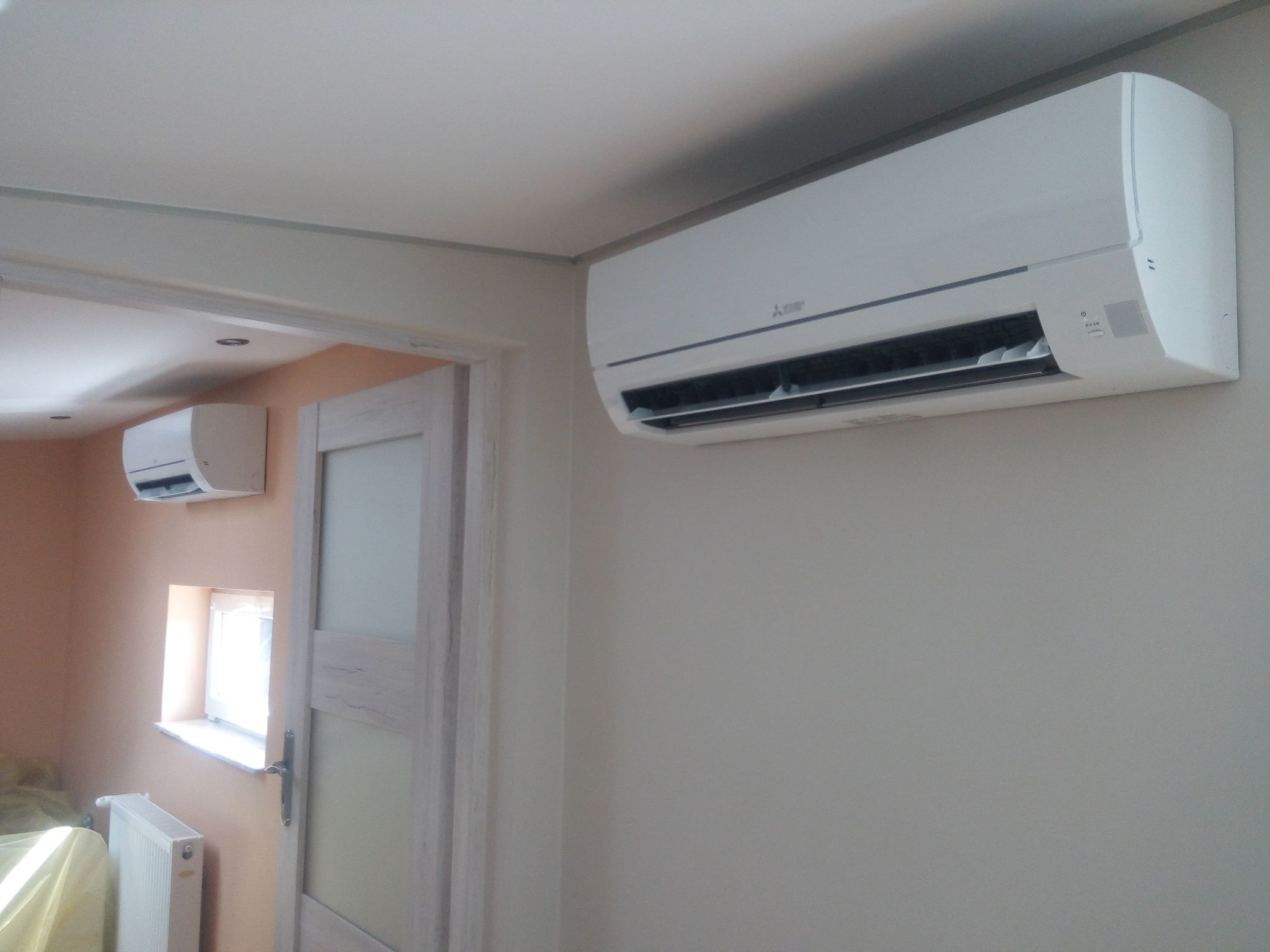 klimatyzator do sypialni Mitsubishi Starachowice
