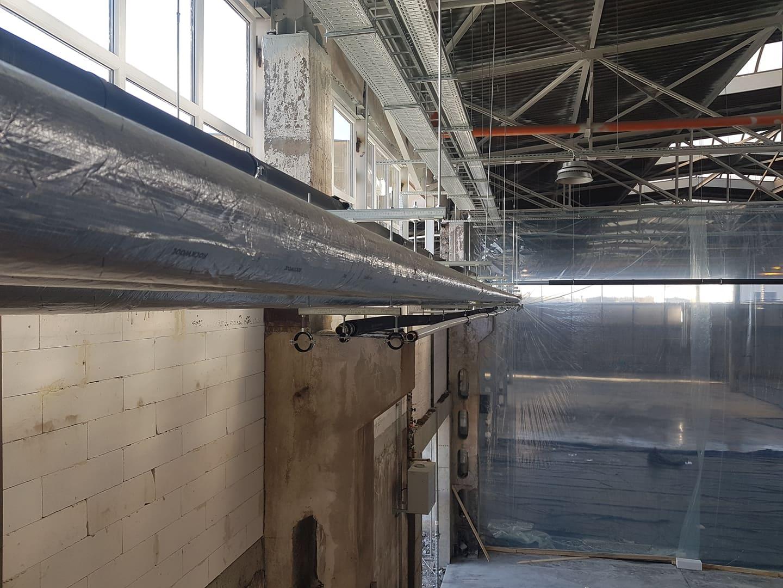 woda na hali produkcyjnej