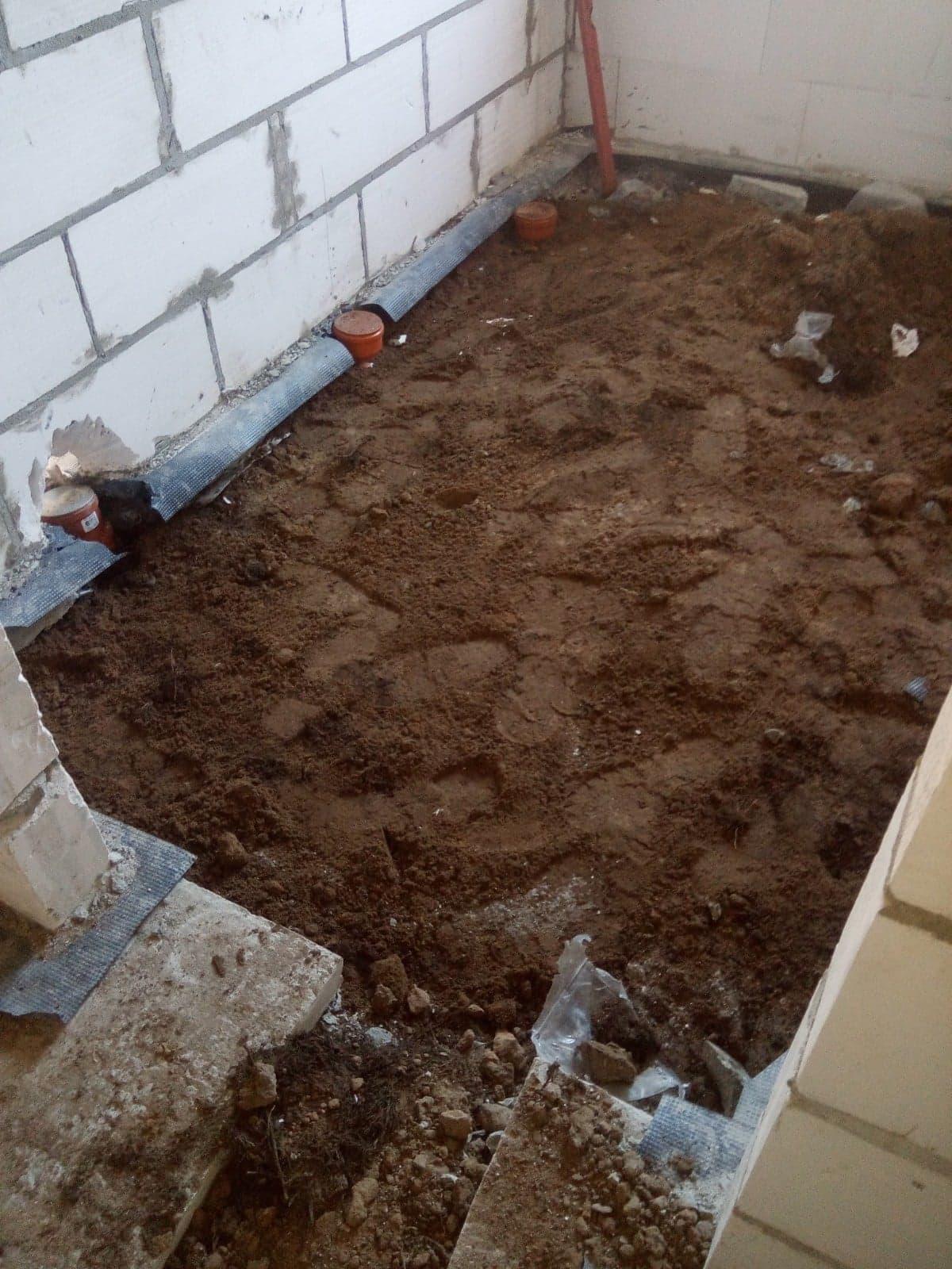kanalizacja w nowym domu Starachowice