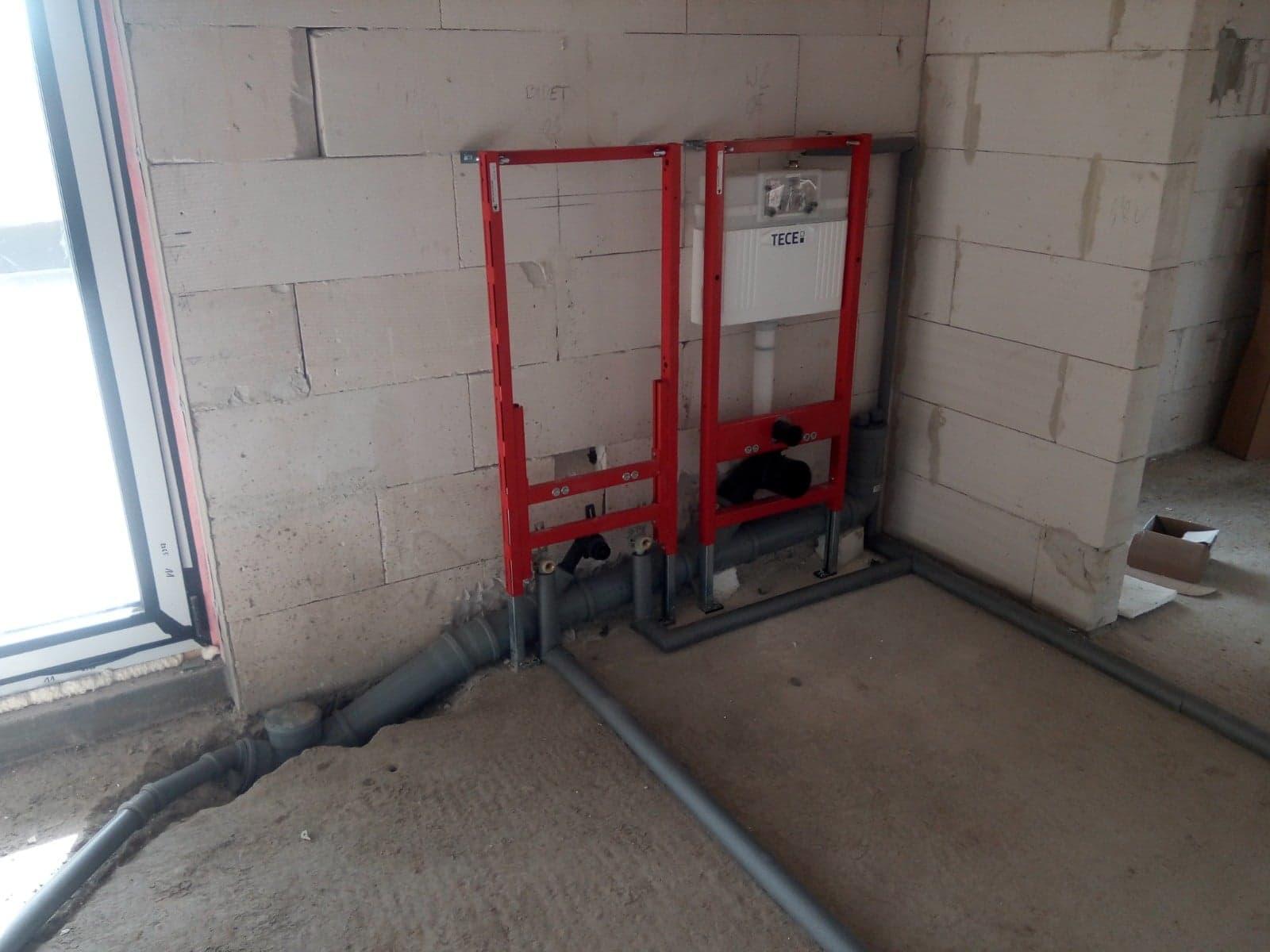 instalacja wodna i kanalizacja w Wąchocku