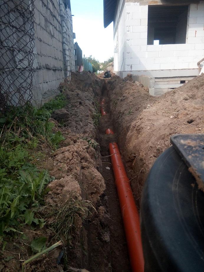 Kanalizacja Wąchock