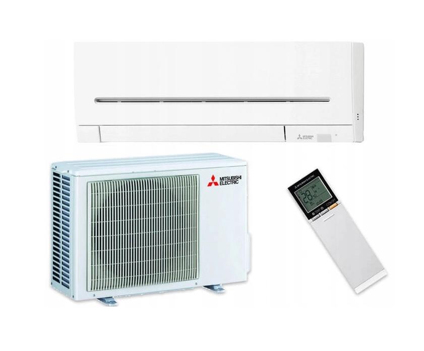 Klimatyzacja Mitsubishi MSZ-AP