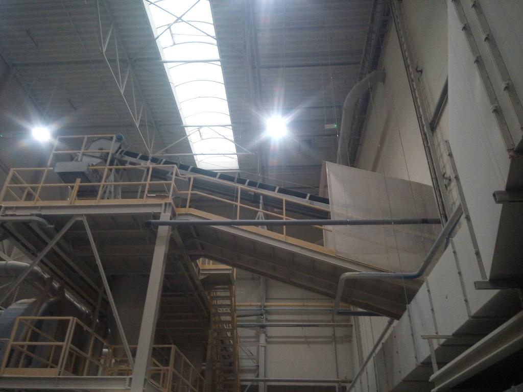 Wykonanie rurociągu wodnego w jednej ze Starachowickich hal produkcyjnych