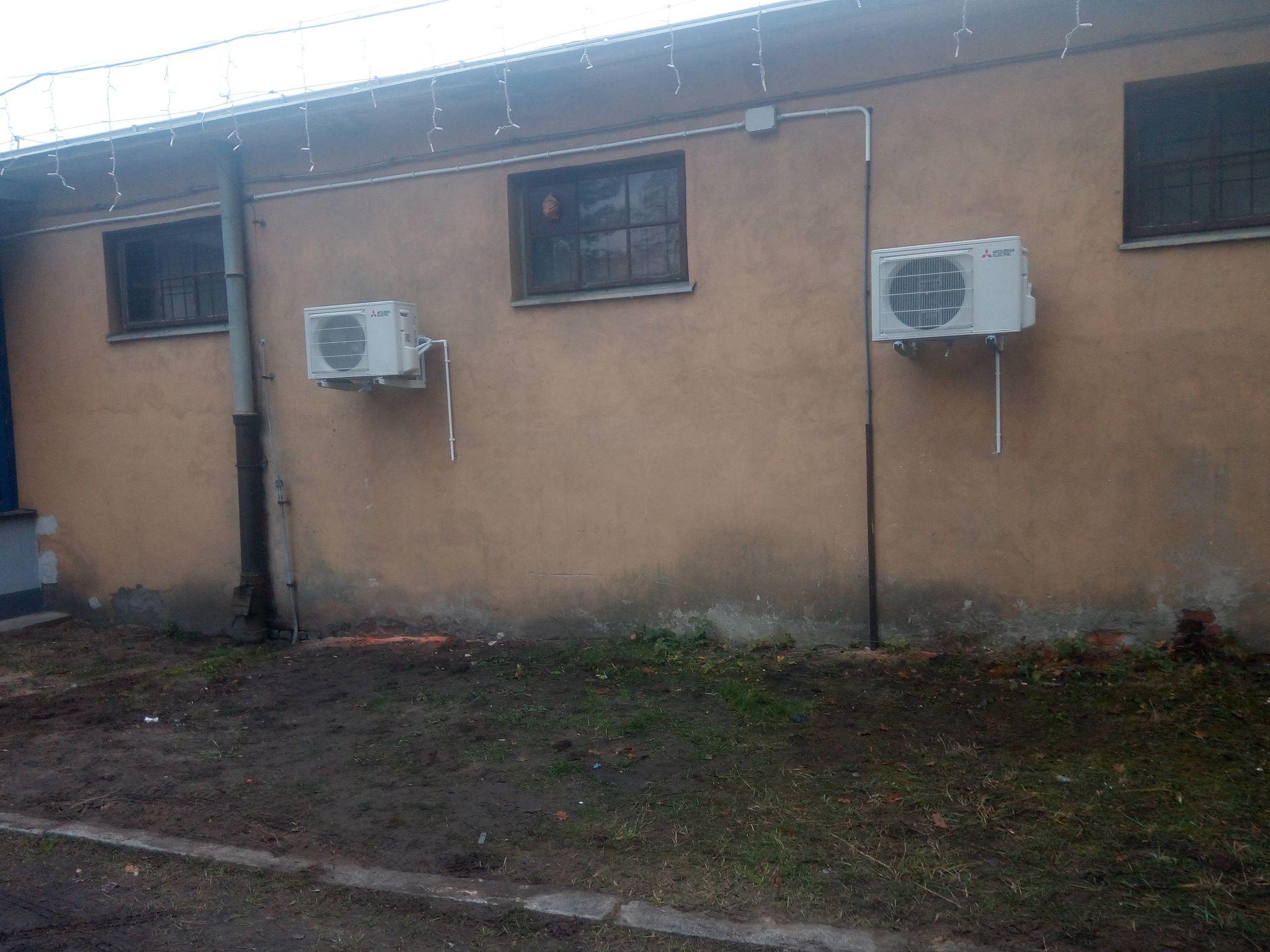 Klimatyzacja Mitsubishi zamontowana w Starachowicach