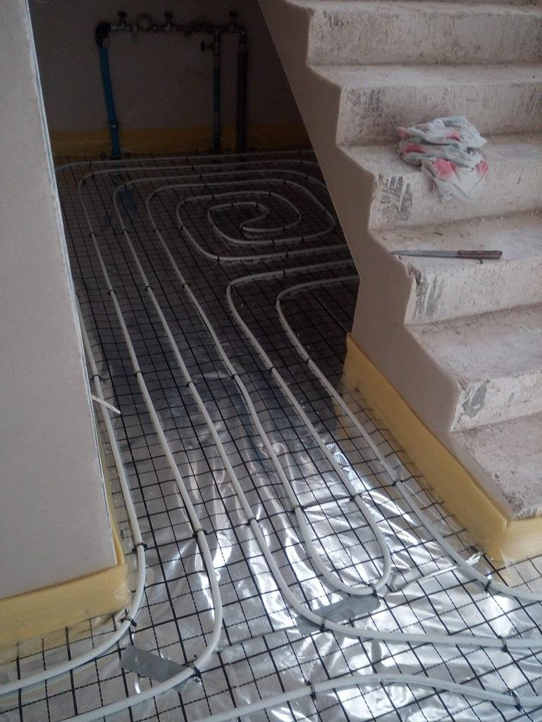 Ogrzewanie podłogowe w Starachowicach.