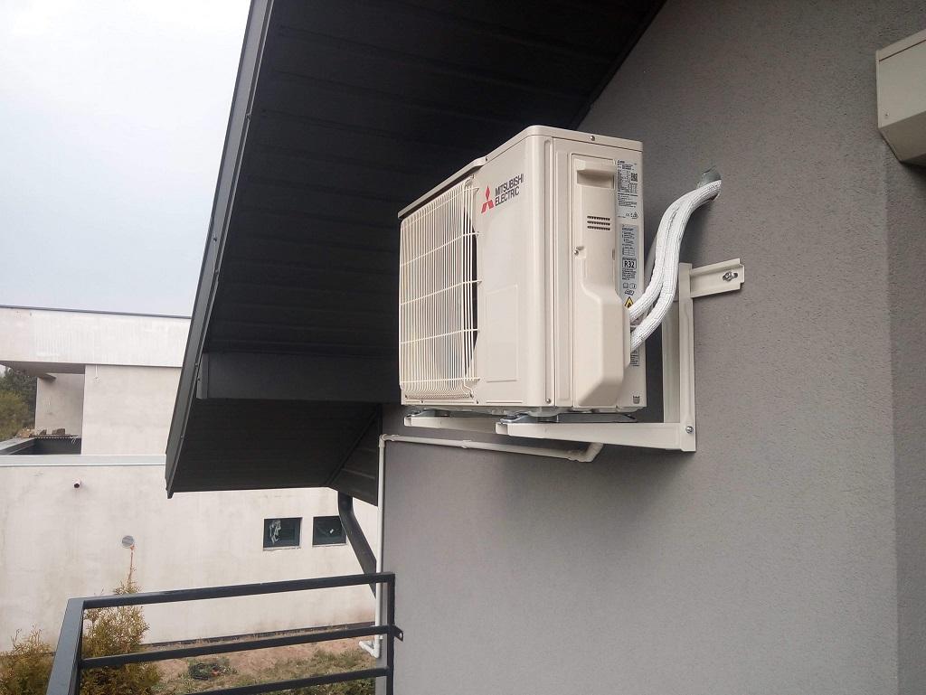 Klimatyzator Mitsubishi w Starachowicach