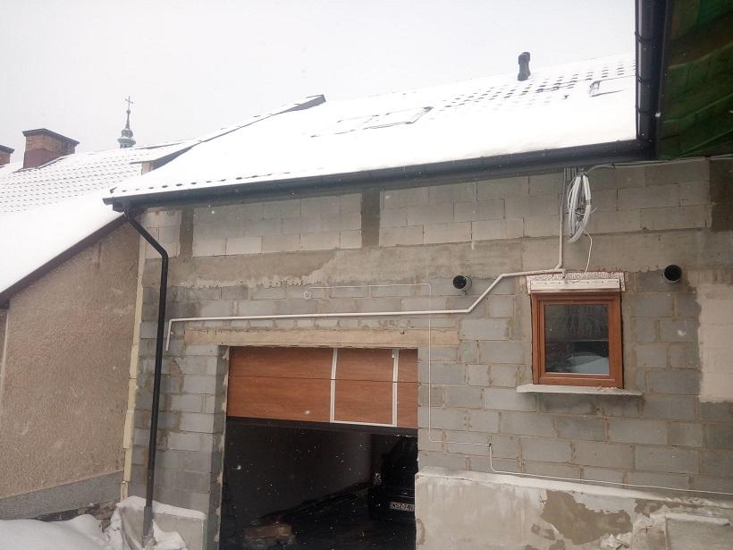 Klimatyzacja w Szydłowcu- orurowanie