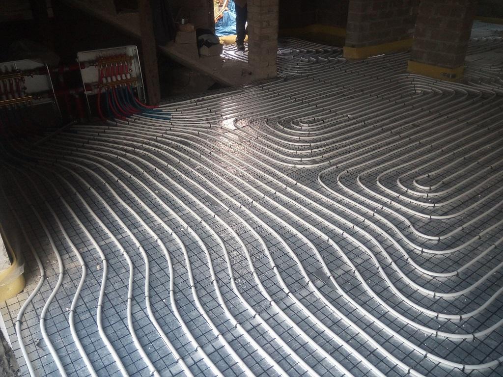 Ogrzewanie podłogowe w Starachowicach