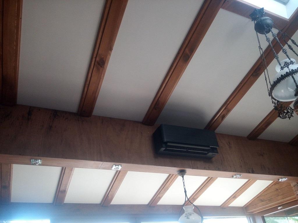Klimatyzator DAIKIN zamontowany w Starachowicach